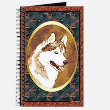 Siberian Husky Designer Journal