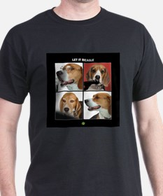 Let It Beagle T-Shirt