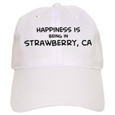 Strawberry - Happiness Baseball Cap