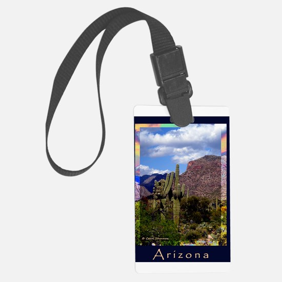 Arizona Luggage Tag