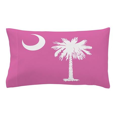 SC Palmetto Moon Pillow Case