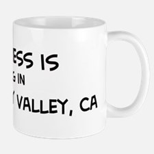 Strawberry Valley - Happiness Mug