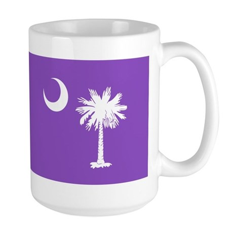 SC Palmetto Moon Large Mug