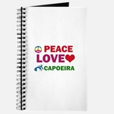Peace Love Capoeira Designs Journal