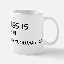 Grand Canyon of the Tuolumne  Mug