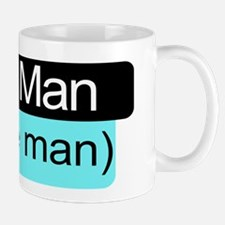 Best Man and Single Mug
