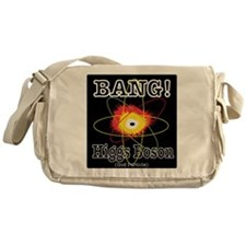 HIGGS BOSON Messenger Bag