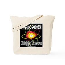 HIGGS BOSON Tote Bag