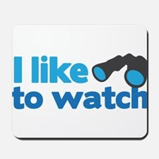 watch1 Mousepad