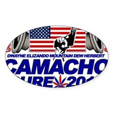CAMACHO / NOT SURE - CAMPAIGN 2012 Stickers