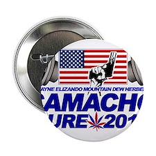 """CAMACHO / NOT SURE - CAMPAIGN 2012 2.25"""" Button"""