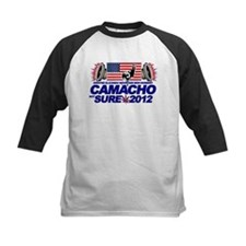 CAMACHO / NOT SURE - CAMPAIGN 2012 Tee