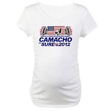 CAMACHO / NOT SURE - CAMPAIGN 2012 Shirt
