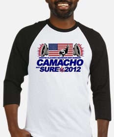 CAMACHO / NOT SURE - CAMPAIGN 2012 Baseball Jersey