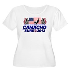 CAMACHO / NOT SURE - CAMPAIGN 2012 T-Shirt