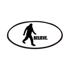 BELIEVE IN BIGFOOT Patches