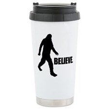 BELIEVE IN BIGFOOT Travel Mug
