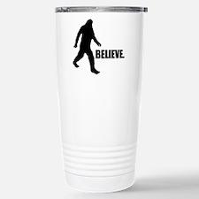 BELIEVE IN BIGFOOT Travel Mug