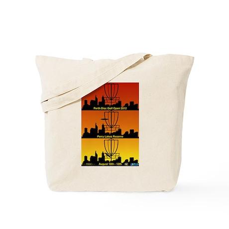 Perth Open 2012 Tote Bag