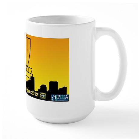 Perth Open 2012 Large Mug
