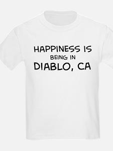 Diablo - Happiness Kids T-Shirt