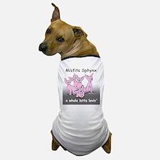Misfit Sphynx Dog T-Shirt