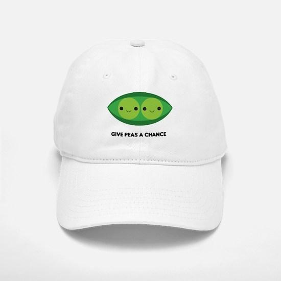 Give Peas a Chance Cap