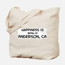 Anderson - Happiness Tote Bag