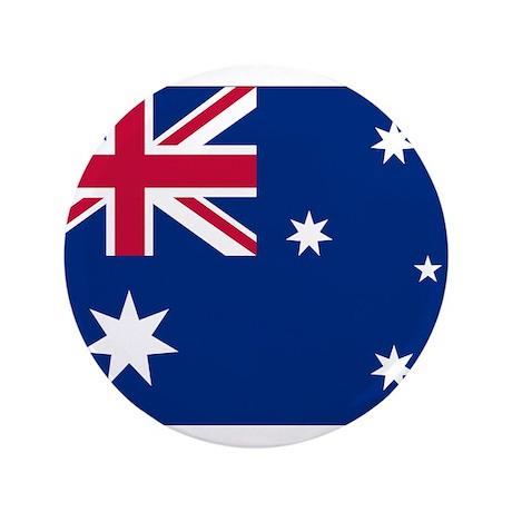 """Australia 3.5"""" Button"""