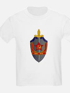 KGB Emblem T-Shirt