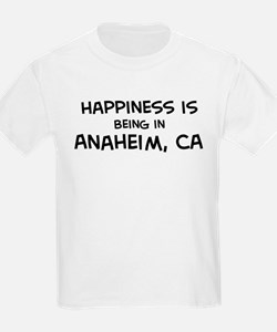 Anaheim - Happiness Kids T-Shirt