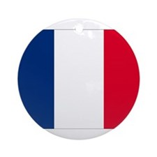 France Ornament (Round)