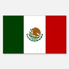 Mexico Sticker (Rectangle)