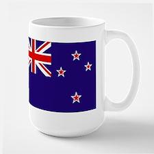New Zealand Large Mug