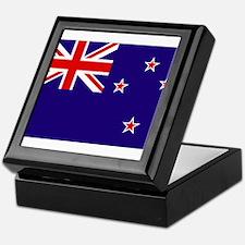 New Zealand Keepsake Box