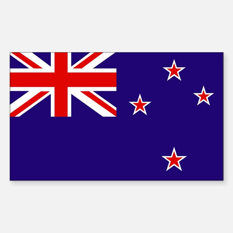 New Zealand Decal