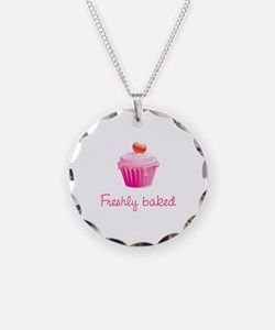 Freshly baked Necklace