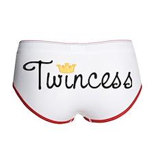 Twincess Women's Boy Brief