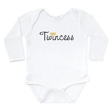 Twincess Onesie Romper Suit