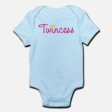 Twincess Infant Bodysuit
