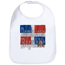 Silky Flag Dominican Republic Bib