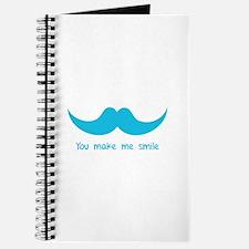 You make me smile Journal