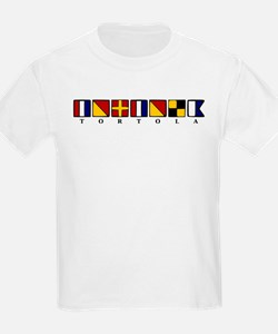 Nautical Tortola T-Shirt