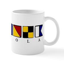 Nautical Tortola Mug