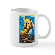 Germany Travel Poster 1 Mug