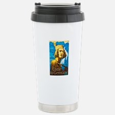 Germany Travel Poster 1 Travel Mug