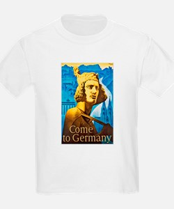 Germany Travel Poster 1 T-Shirt
