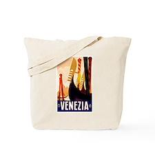 Venice Travel Poster 1 Tote Bag