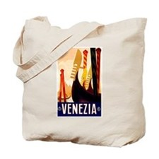 Venice Travel Poster 1 Tote Bag
