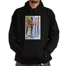 Venice Travel Poster 2 Hoodie